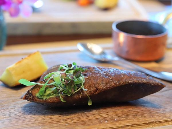 インターコンチネンタルホテル大阪のランチブッフェ(牛タン)