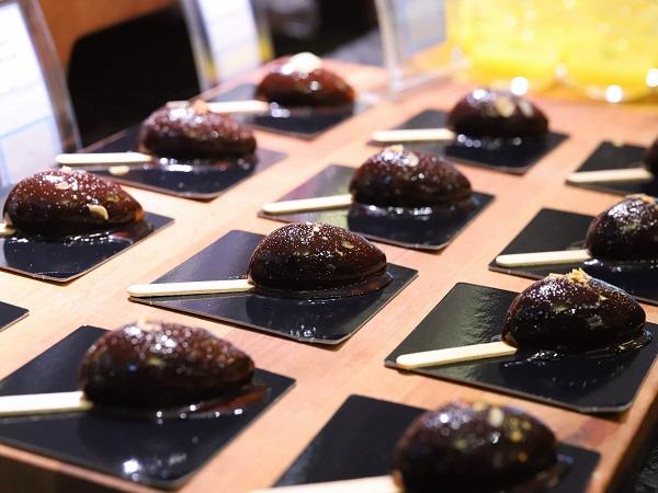ANAクラウンプラザホテル大阪のランチブッフェ(チョコレートバー)