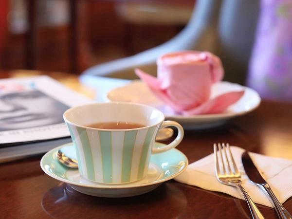 ANAクラウンプラザホテル大阪のアフタヌーンティー(紅茶)