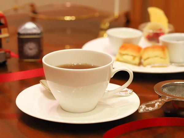 帝国ホテル大阪のアフタヌーンティー(紅茶)