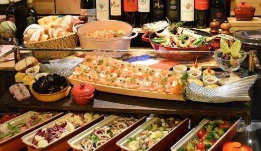 【充実のデザート】ANAクラウンプラザホテル大阪のランチブッフェ|カフェ・イン・ザ・パーク