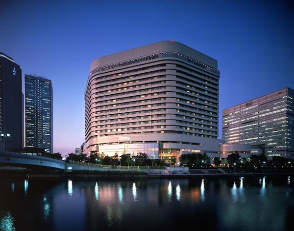 ホテルニューオータニ大阪(外観)