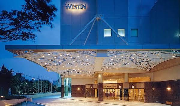 ウェスティンホテル大阪のランチレストラン