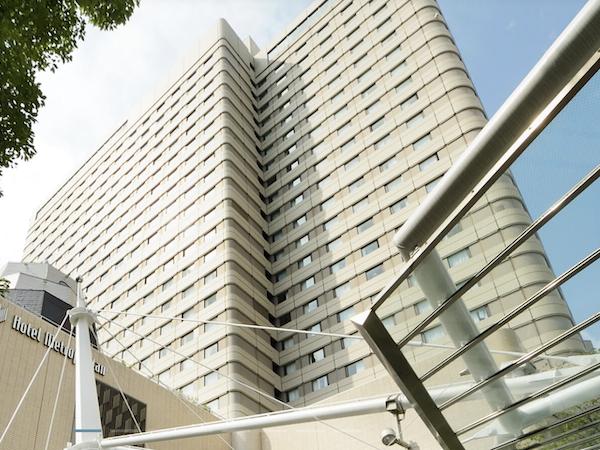 ホテルメトロポリタン|外観