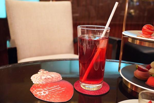 ANAインターコンチネンタルホテル東京のアフタヌーンティー|ドリンク