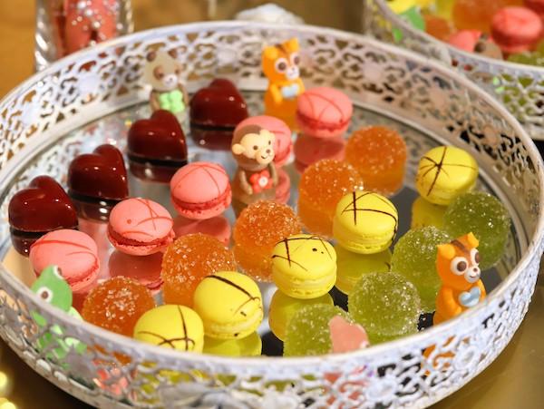 ホテル インターコンチネンタル 東京ベイのスイーツブッフェ|小菓子