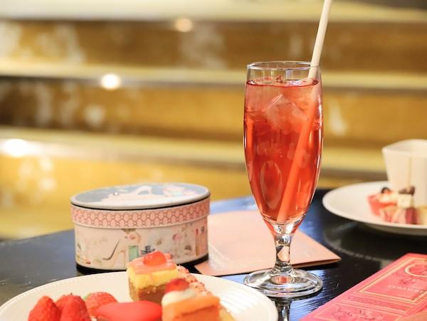 ANAインターコンチネンタルホテル東京のスイーツブッフェ|ドリンク