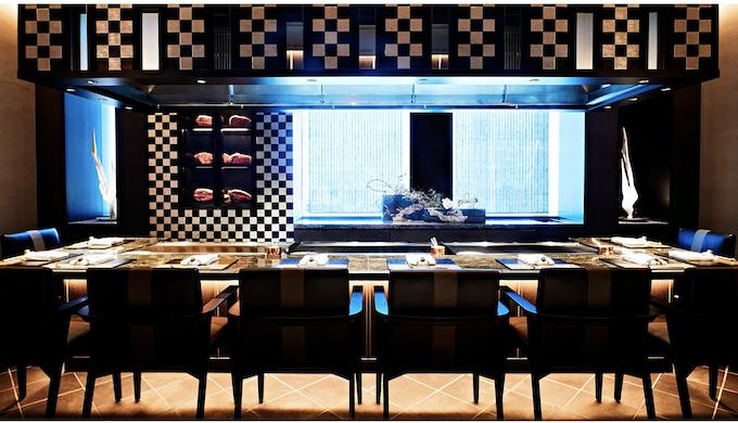 セントレジスホテル大阪のランチレストラン|和城