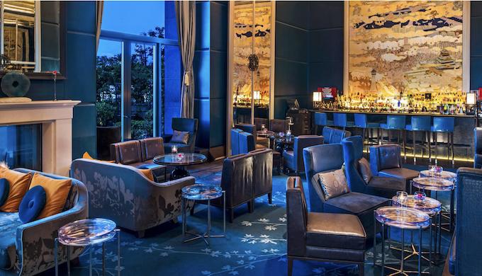 セントレジスホテル大阪のランチレストラン|セントレジスバー