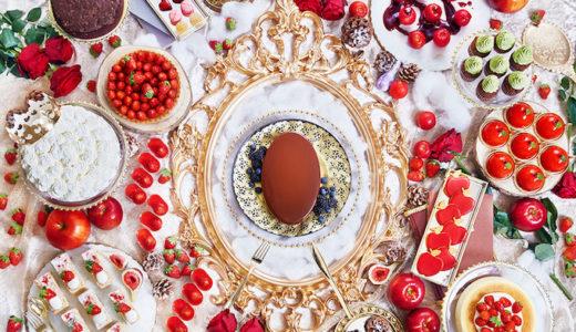 【白雪姫】ホテル インターコンチネンタル 東京ベイのスイーツブッフェ|デザート&ランチブッフェ
