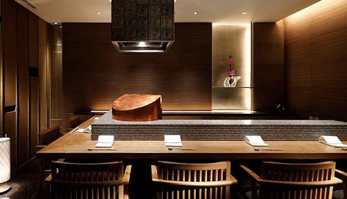 パレスホテルのランチレストラン|選