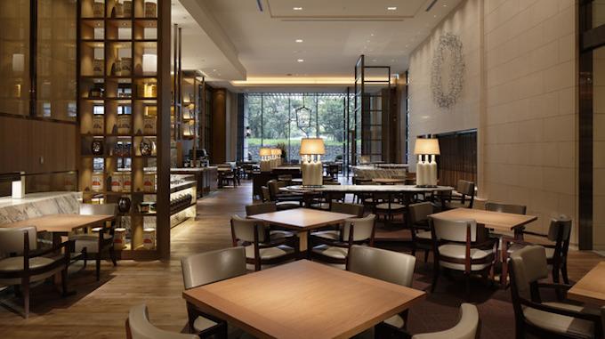 パレスホテルのランチレストラン|グランドキッチン