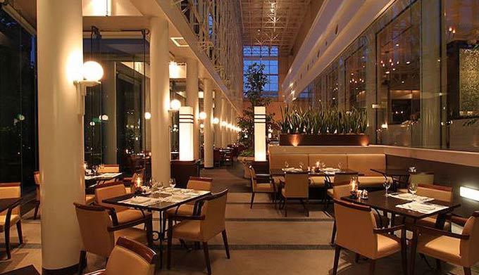 ウェスティンホテル大阪のランチレストラン|アマデウス