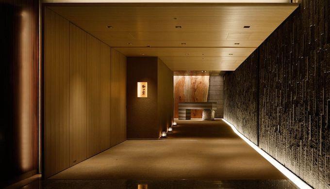 パレスホテルのランチレストラン|和田倉