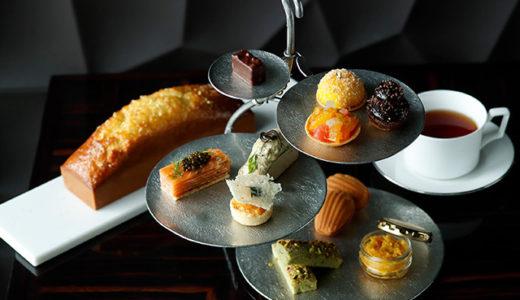 【贅沢時間】パレスホテル東京のアフタヌーンティー|ラウンジバー プリヴェ