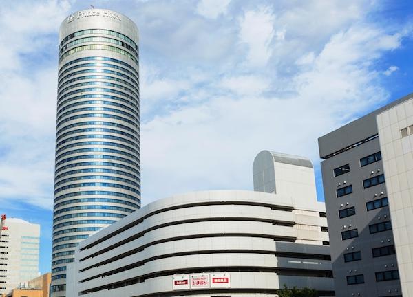 新横浜プリンスホテル|外観