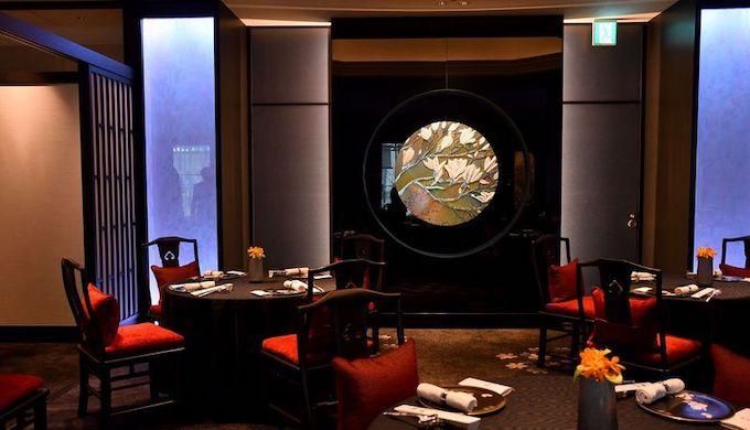 ウェスティンホテル大阪のランチレストラン|胡宮