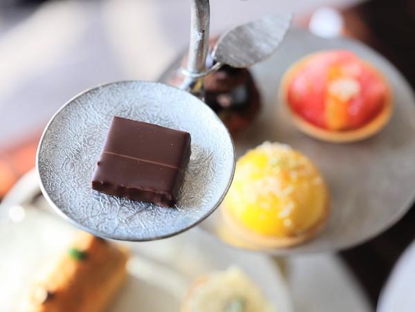 パレスホテル東京のアフタヌーンティー|アラン・デュカスチョコレート
