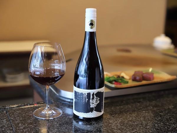 グランドプリンスホテル高輪「桂」の鉄板焼ランチ(ワイン)