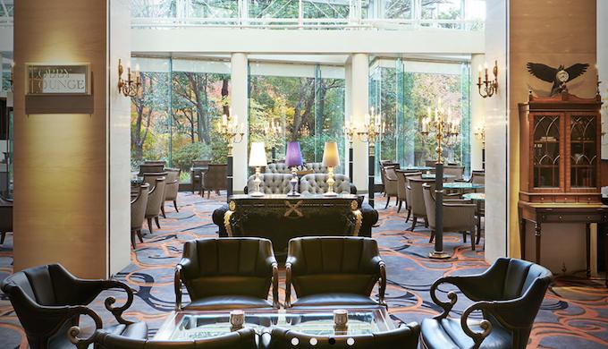 ウェスティンホテル大阪のランチレストラン|ロビーラウンジ