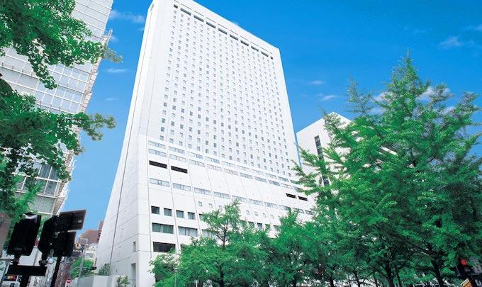 ホテル日航大阪のランチレストラン