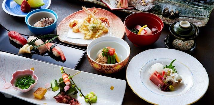 ホテル日航大阪のランチレストラン|弁慶