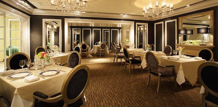 ホテル日航大阪のランチレストラン|レセレブリテ