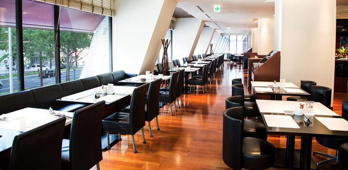 ホテル日航大阪のランチレストラン|セリーナ