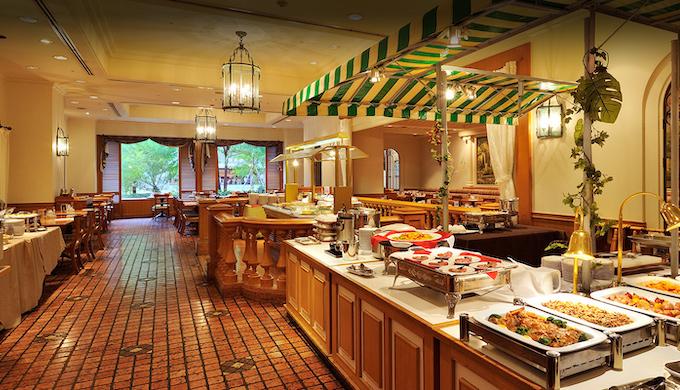 パレスホテル立川のランチレストラン|ペペ