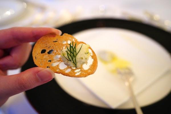 グランドプリンスホテル高輪 トリアノンのディナー|バゲット