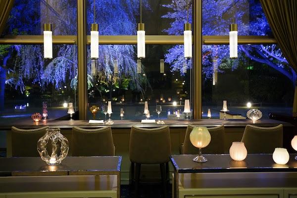 グランドプリンスホテル高輪 トリアノンのディナー|カウンタープラン