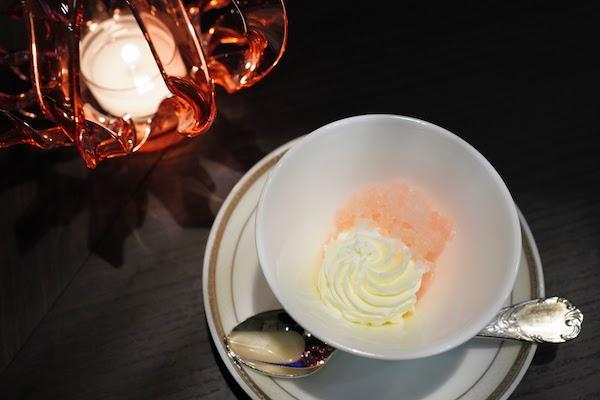 グランドプリンスホテル高輪 トリアノンのディナー|グラニテ