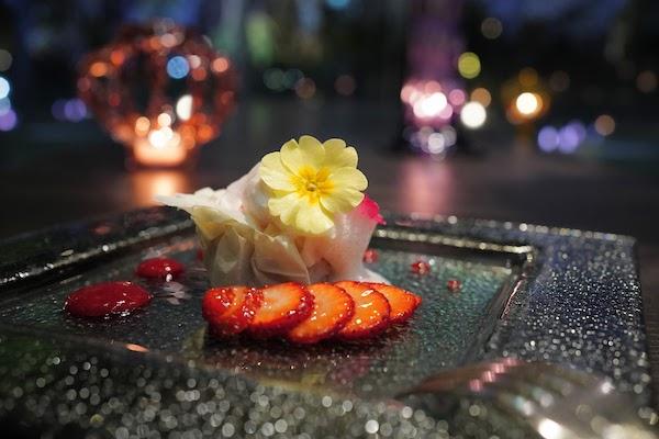 グランドプリンスホテル高輪 トリアノンのディナー|デザート