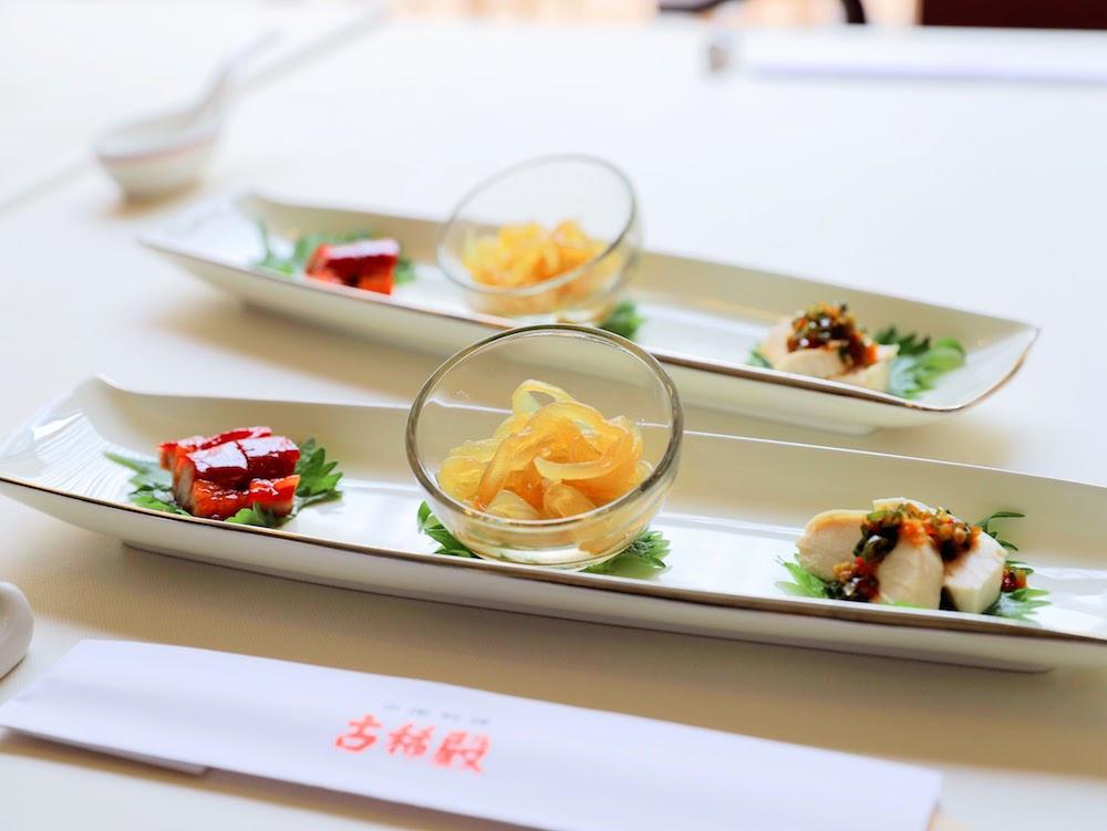 グランドプリンスホテル新高輪(品川)|古稀殿のオーダーバイキング 前菜