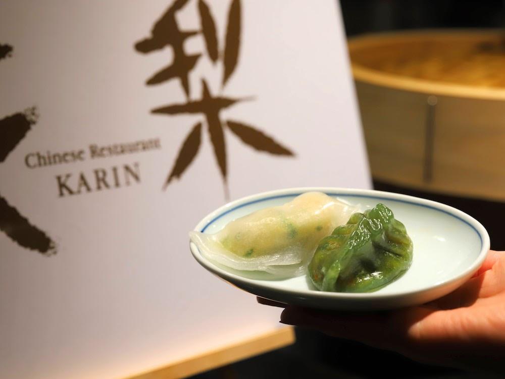 ANAインターコンチネンタルホテル東京「カスケイドカフェ」のディナービュッフェ|中華