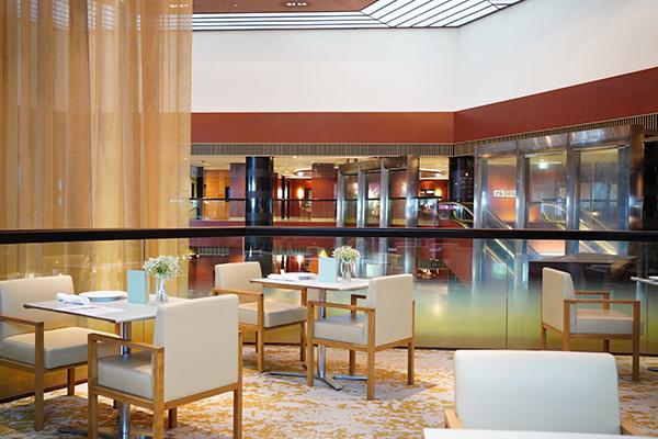 ANAインターコンチネンタルホテル東京「シャンパン・バー」の抹茶スイーツビュッフェ