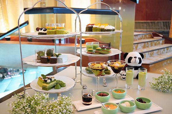 ANAインターコンチネンタルホテル東京の抹茶スイーツブッフェ|2020