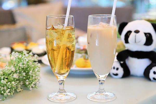 ANAインターコンチネンタルホテル東京の抹茶スイーツブッフェ|ドリンク