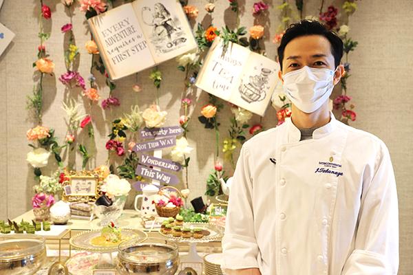 ホテル インターコンチネンタル 東京ベイのスイーツブッフェ|德永ペストリーシェフ