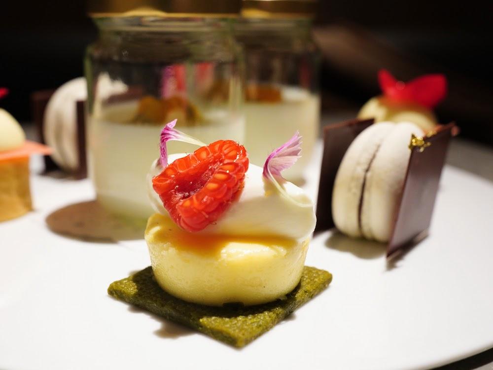 ホテル インターコンチネンタル 東京ベイ(ハドソンラウンジ)のアフタヌーンティー|チーズケーキ