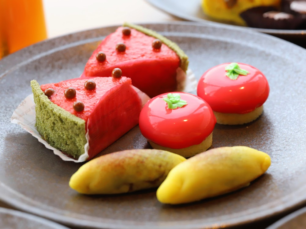 ヒルトン東京お台場のデザートビュッフェ「ミライ・エンニチ☆」| トマト