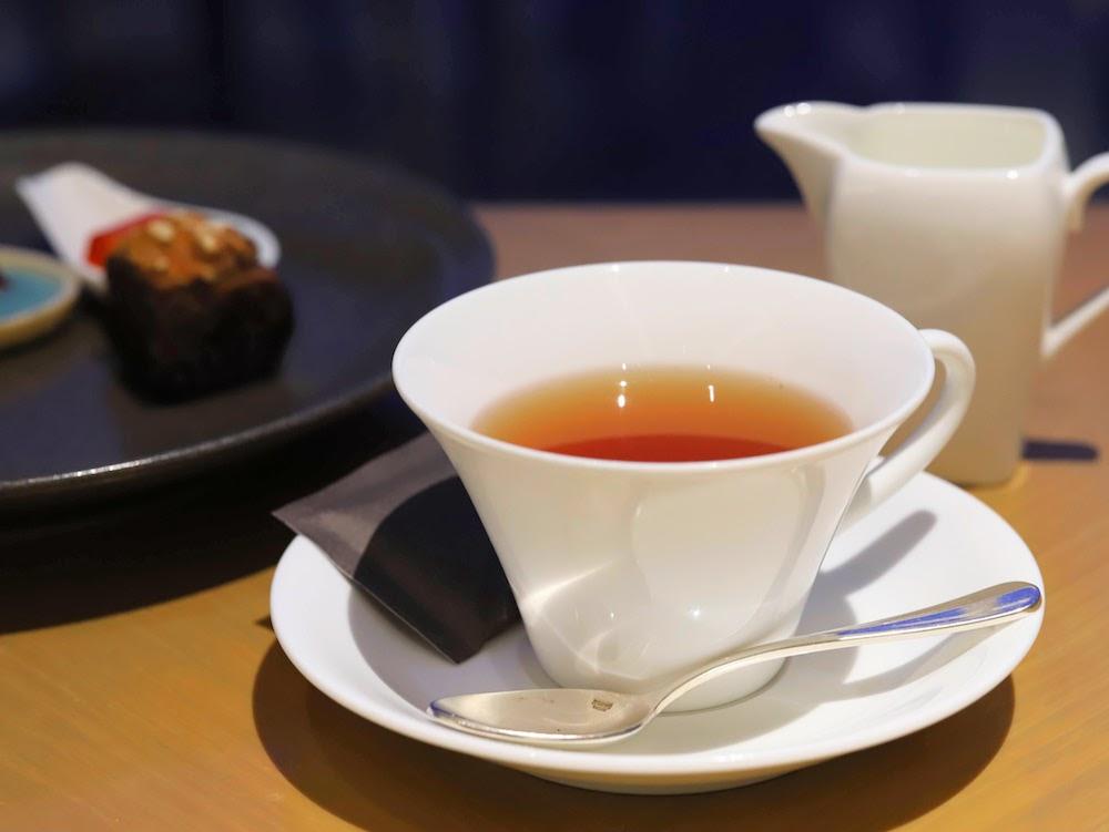 ヒルトン東京お台場のデザートビュッフェ「ミライ・エンニチ☆」| 紅茶