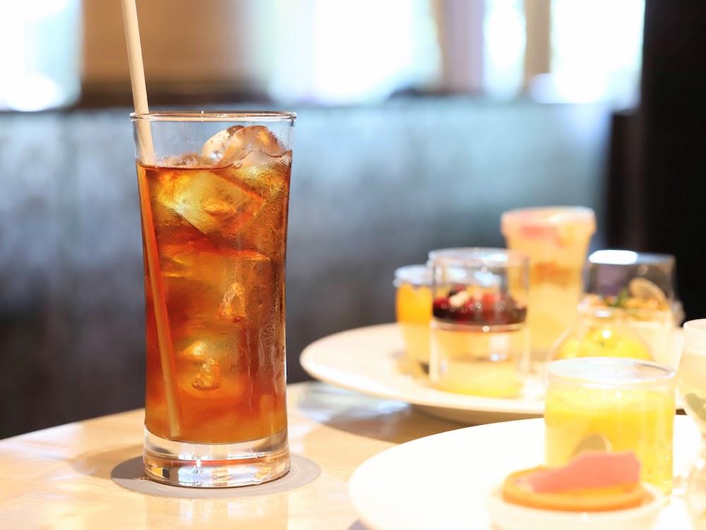 ウェスティンホテル東京のスイーツビュッフェ「シトラス2020」|ドリンク