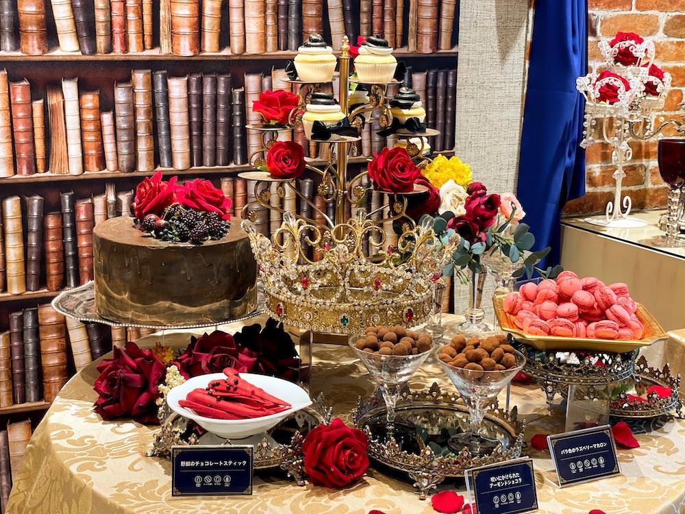 ホテル インターコンチネンタル 東京ベイのスイーツブッフェ|チョコレート
