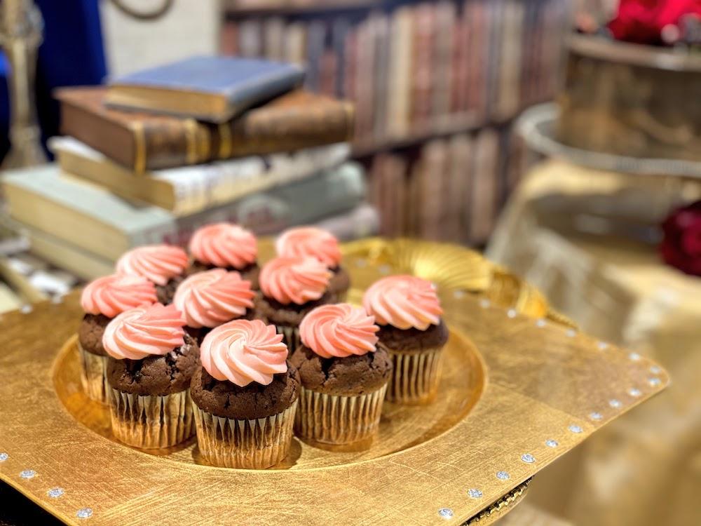 ホテル インターコンチネンタル 東京ベイのスイーツブッフェ|カップケーキ