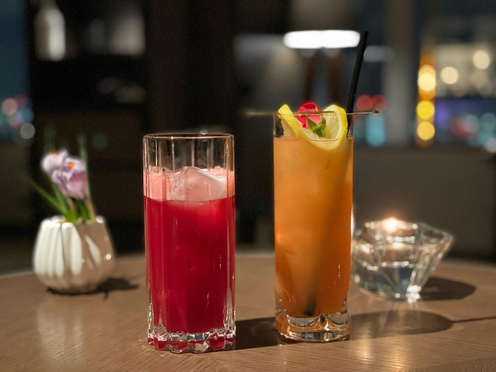 ザ・リッツカールトン東京 タワーズのディナー|ワイン