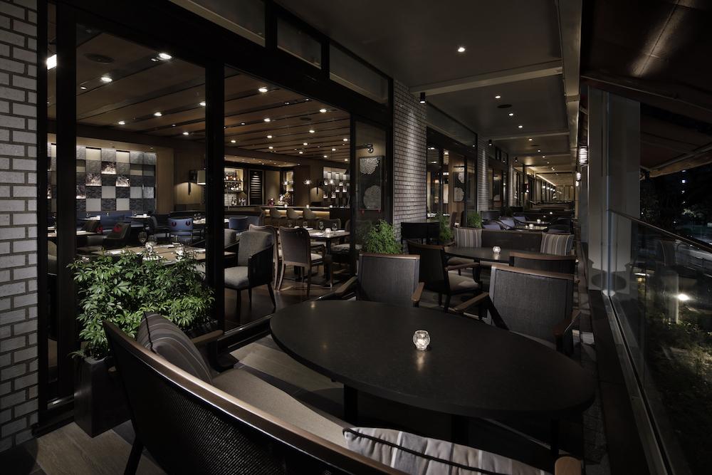 ビュッフェレストラン ザクロのテラスプラン「ディナータイム」